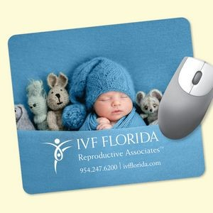 "Origin'L Fabric® 7""x8""x1/16"" Antimicrobial Mouse Pad"